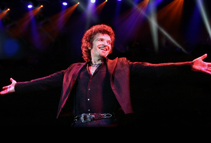 More Info for Gino Vannelli