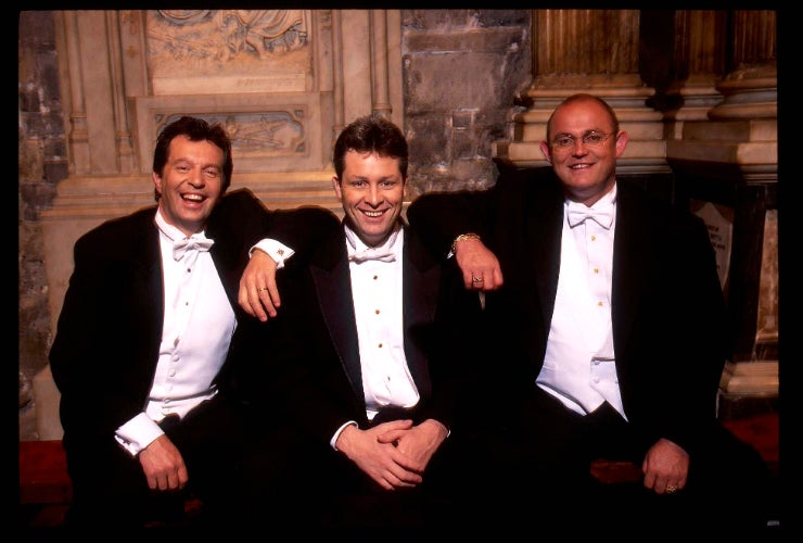 More Info for JPAS: The Irish Tenors