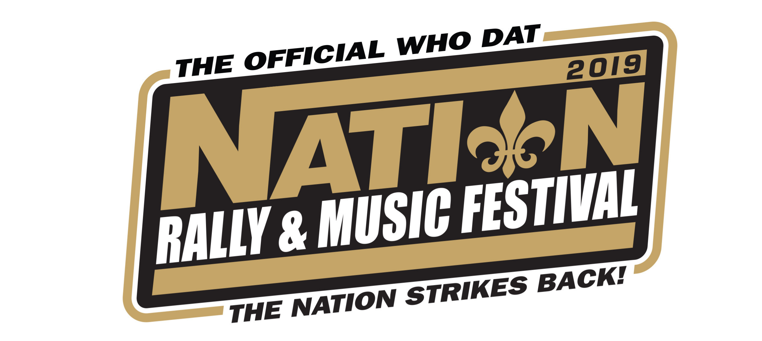 Who Dat Nation Rally & Music Festival