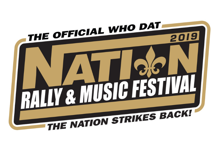 More Info for Who Dat Nation Rally & Music Festival