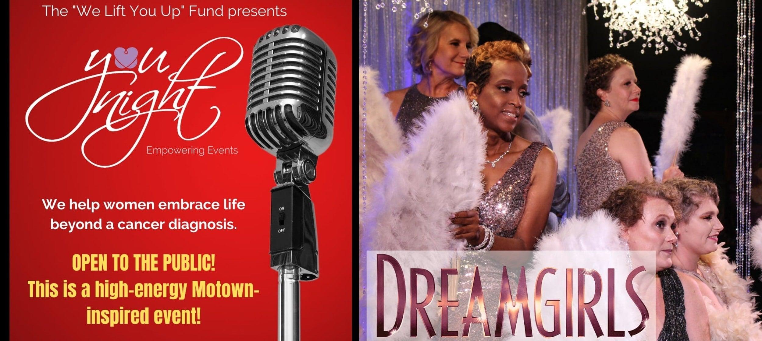DREAMGIRLS: A Motown-inspired Runway Show