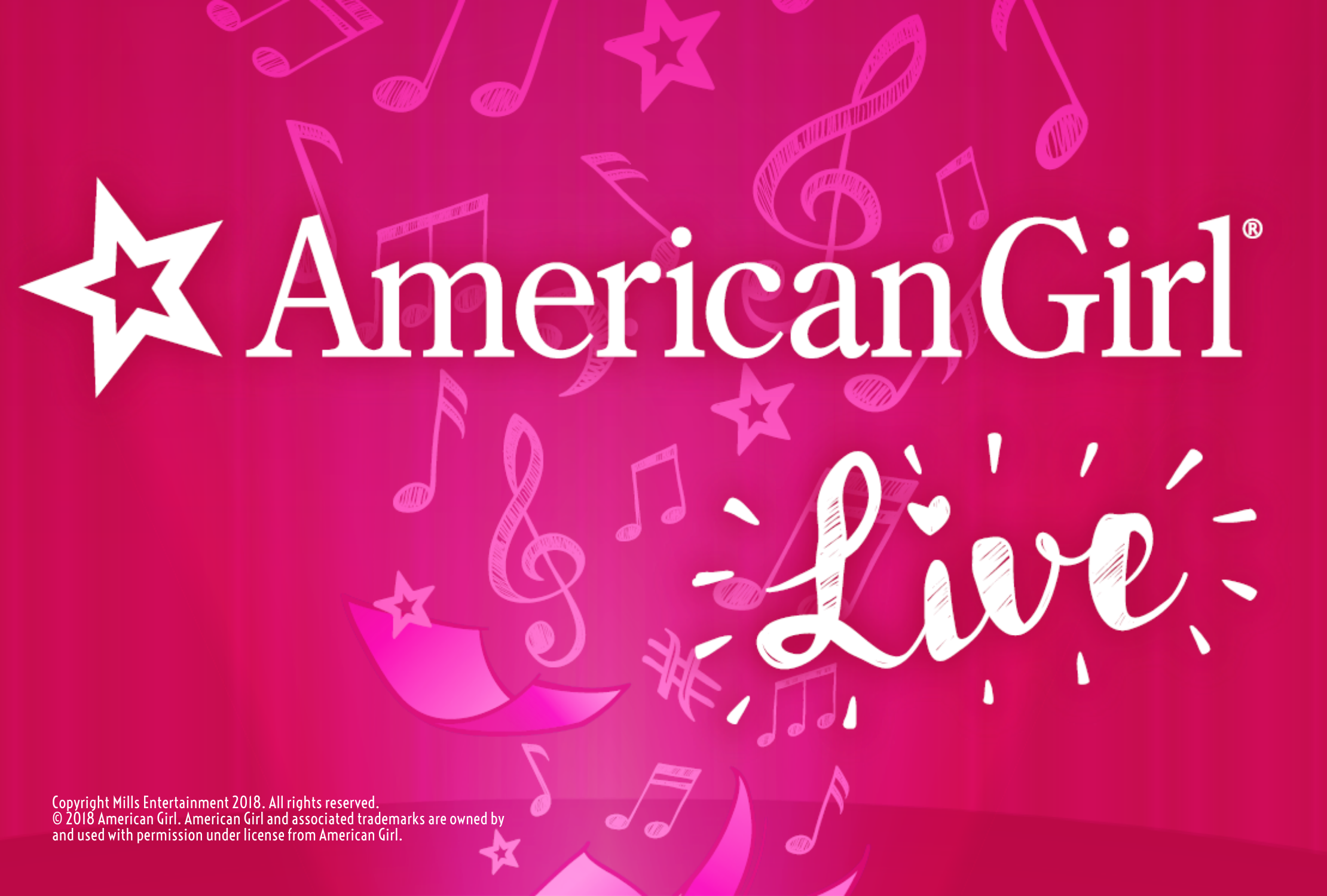 More Info for American Girl Live